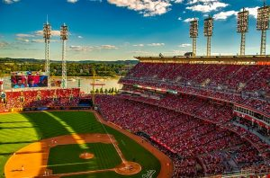 ballpark in cincinnati, oh